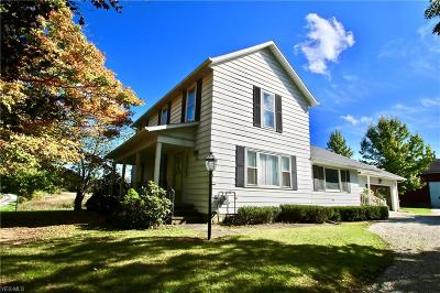 Painesville Township Single Family Home For Sale: 13686 Seeley Rd
