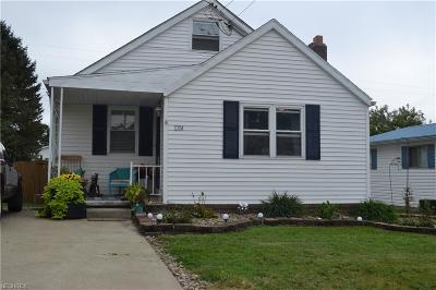 Vienna Single Family Home For Sale: 1204 21st St