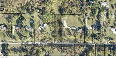 North Royalton Residential Lots & Land For Sale: Edgerton Rd