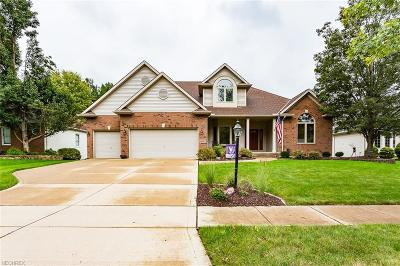Strongsville Single Family Home For Sale: 14527 Pin Oak Dr