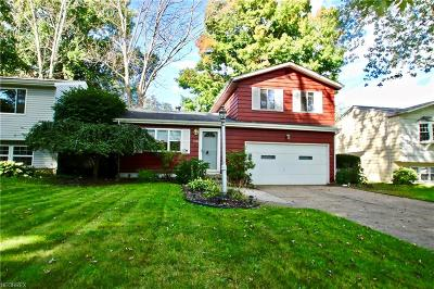 Madison Single Family Home For Sale: 1782 Stonehaven Rd