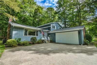 Single Family Home For Sale: 8189 South Bedford Rd