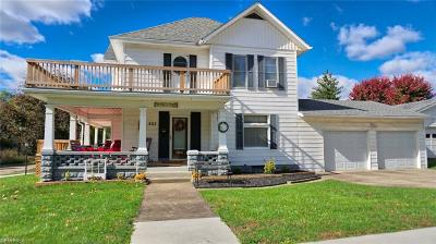 Guernsey County Single Family Home For Sale: 803 Oakland Blvd
