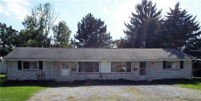 Stark County Multi Family Home For Sale: 1418-1420 Field St Northwest