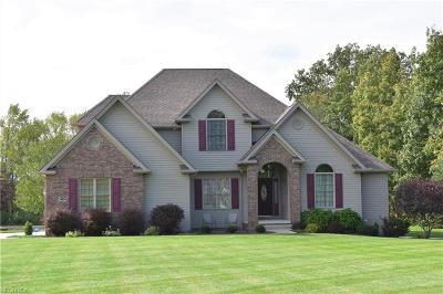 Valley City Single Family Home For Sale: 1700 Coyote Run