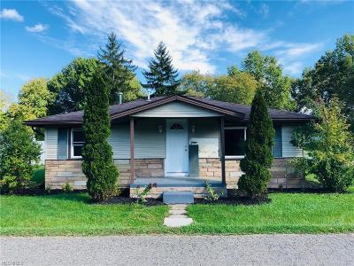 Lake Milton Single Family Home For Sale: 17596 Lundys Ln