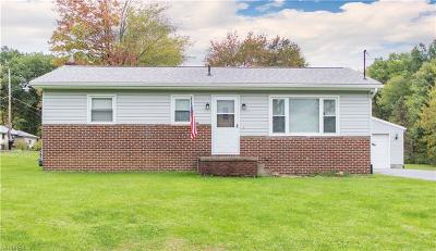 Hubbard Single Family Home For Sale: 2141 Ruth Rd