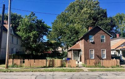 Single Family Home For Sale: 1456 West 50th St