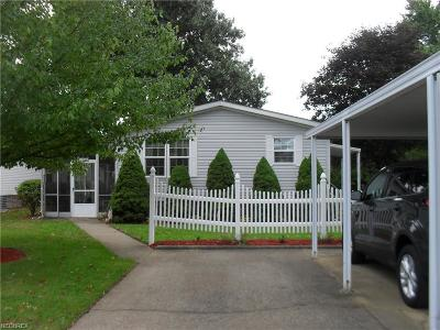 Navarre Single Family Home For Sale: 39 C St Southwest