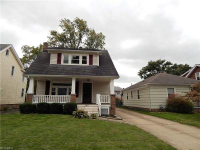 Cleveland Single Family Home For Sale: 7501 Jameson Rd