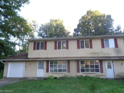 Elyria Multi Family Home For Sale: 608 Wood St