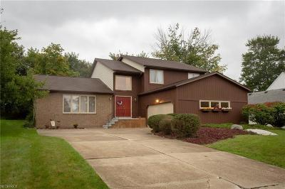 Cleveland Single Family Home For Sale: 5192 Austen Ln