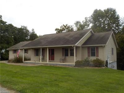 Zanesville Single Family Home For Sale: 1375 Dolly Ln