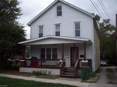 Lake County Multi Family Home For Sale: 706 High St