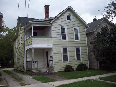 Lake County Multi Family Home For Sale: 708 High St