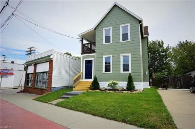 Cleveland Multi Family Home For Sale: 4479 State Rd