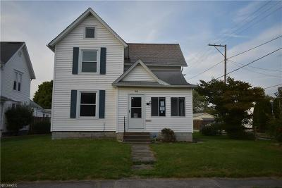 Huron County Single Family Home For Sale: 516 West Pearl St