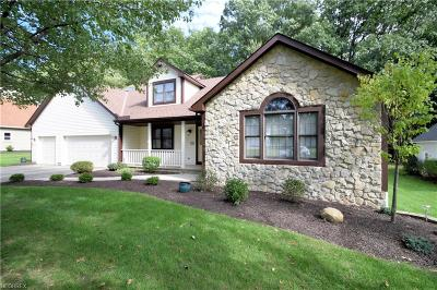 Broadview Heights Single Family Home For Sale: 2057 McClaren Ln