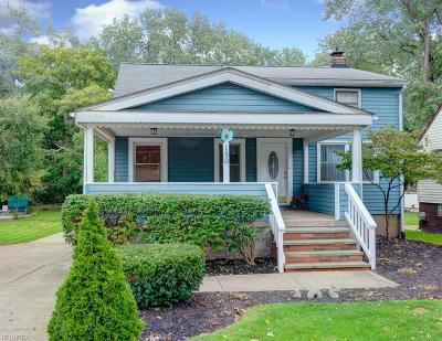 Painesville Single Family Home For Sale: 150 Newell St
