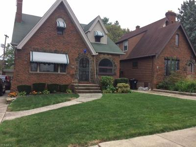 Cleveland Single Family Home For Sale: 4349 W 60th Street