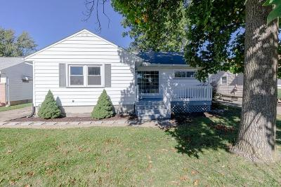 Lorain Single Family Home For Sale: 1032 West 30th St