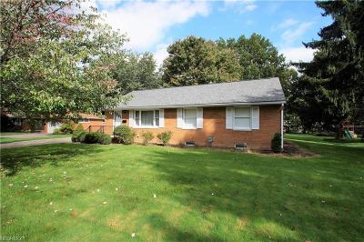 Single Family Home For Sale: 840 Fairview Pl