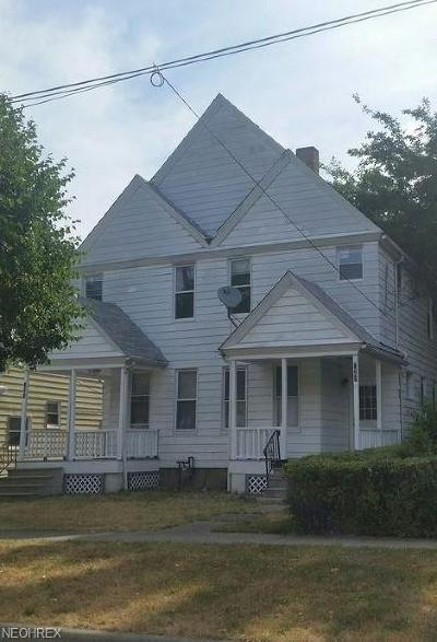 Lakewood Multi Family Home For Sale: 1481 Newman Ave