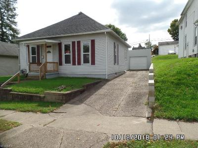 Zanesville Single Family Home For Sale: 508 Seborn Ave