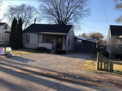 Zanesville Single Family Home For Sale: 728 Alfred St