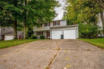 Medina Single Family Home For Sale: 861 Dogwood Trl