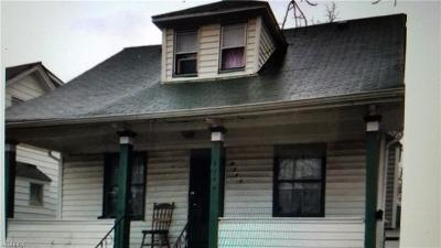 Cleveland Single Family Home For Sale: 4144 East 120th St