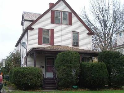 Elyria Multi Family Home For Sale: 322 Kenyon Ave