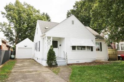 Zanesville Single Family Home For Sale: 1932 Wilmer