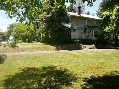 Guernsey County Single Family Home For Sale: 6123 Fairdale Dr