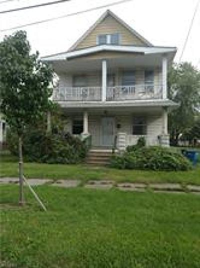 Cleveland Multi Family Home For Sale: 5805 Lansing Ave