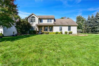 Boardman Single Family Home Contingent: 122 Lost Creek Dr
