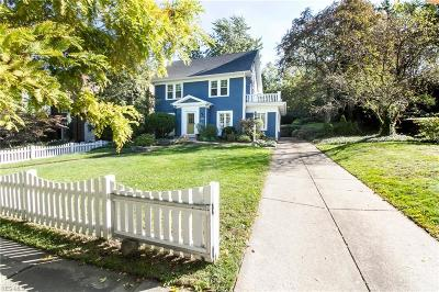 Cuyahoga County Single Family Home For Sale: 2265 Delaware Dr