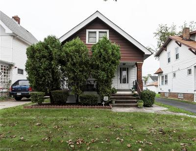 Cleveland Single Family Home For Sale: 10204 Loretta Ave
