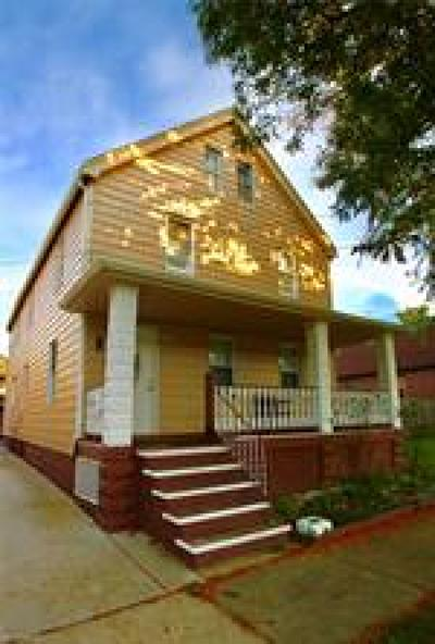Lakewood Multi Family Home For Sale: 2143 Halstead Ave