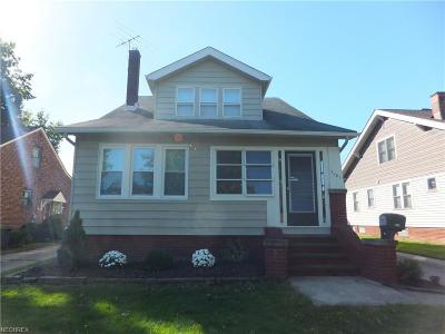 Cleveland Single Family Home For Sale: 7001 Brookside Dr
