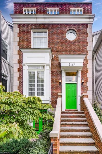 Cleveland Single Family Home For Sale: 2164 West 5th St