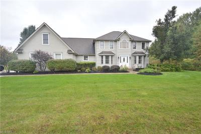 Canfield Single Family Home For Sale: 7050 Steeplechase Dr