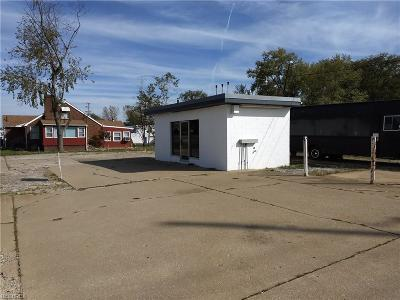 Stark County Commercial For Sale: 1824 West Main St