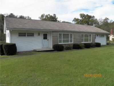 Zanesville Multi Family Home For Sale: 2406 Coopermill Rd