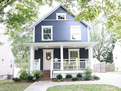 Medina Single Family Home For Sale: 505 North Broadway St