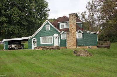 Guernsey County Single Family Home For Sale: 6063 Fairdale Dr