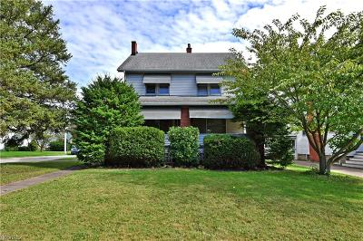 Youngstown Single Family Home For Sale: 45 South Schenley Ave
