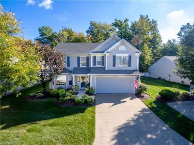 Avon Single Family Home For Sale: 1457 Hollow Wood Ln