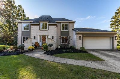 Rocky River Single Family Home For Sale: 3785 Kings Post Pky