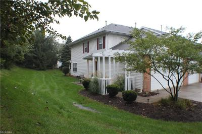 Middleburg Heights Condo/Townhouse For Sale: 15487 Oakshire Ct